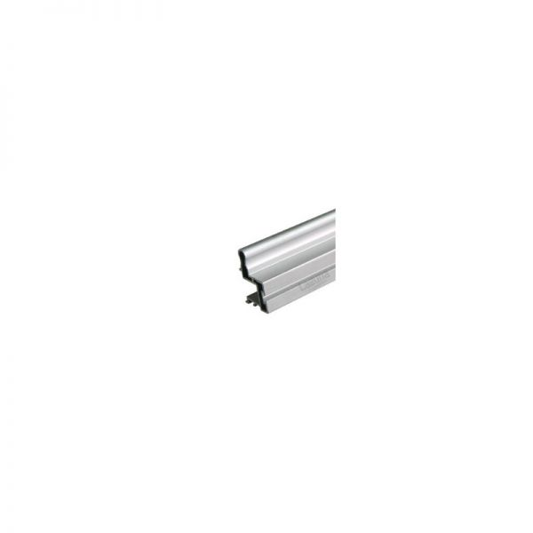 1 Paar Griffprofil für 4 und 6 mm Glas und für 8 mm und 10 mm Plattenmaterial, Schiebeuer Griff