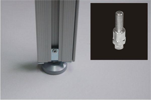 Sockelprofil Höhenverstellbar