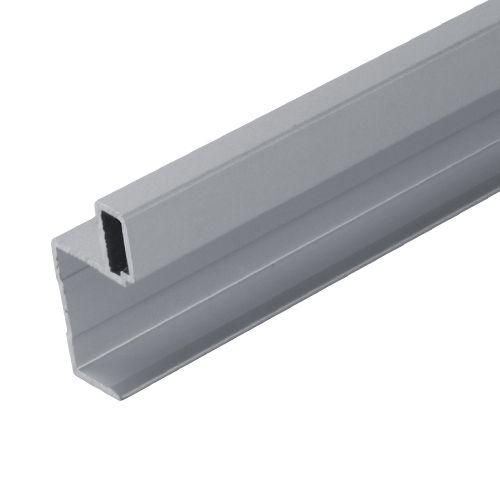 Schiebetür Griffprofil MODERN für 16 mm Plattenmaterial