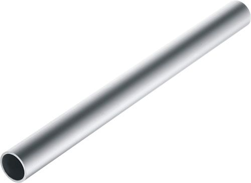 1950 mm mm Kleiderstange rund