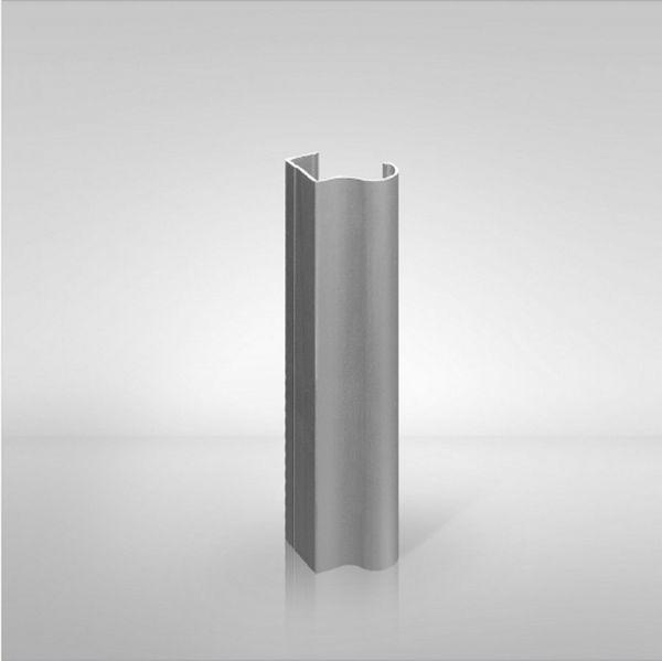 Griffprofil, Schiebetürgriff für 19 mm Plattenstärke