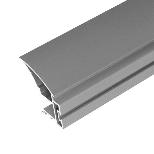 Griffprofil für 4, 6 mm Glasplatten oder 10 mm Plattenmaterial